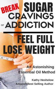 Book Cover: Break Sugar Cravings or Addiction, Feel Full, Lose Weight