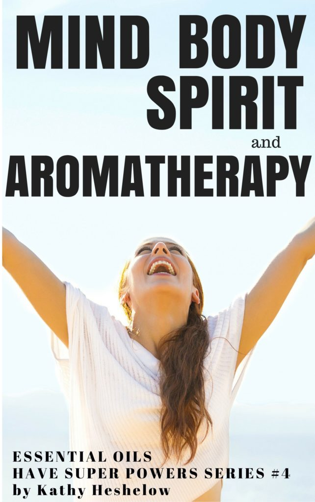Book Cover: Mind Body Spirit & Aromatherapy