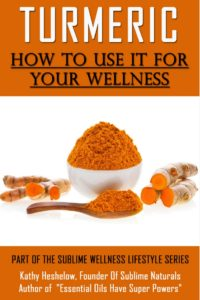 Book Cover: Turmeric: How to Use it for Your Wellness