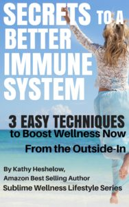 Book Cover: Secrets to a Better Immune System: 3 Easy Techniques