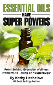 Book Cover: Essential Oils Have Super Powers