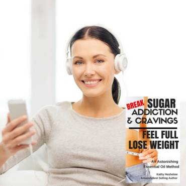 eHealth Network Podcast on New Book About Sugar Addiction & Essential Oils