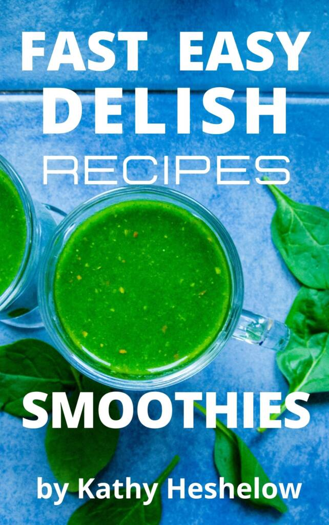 Book Cover: FAST EASY DELISH RECIPES: Smoothies