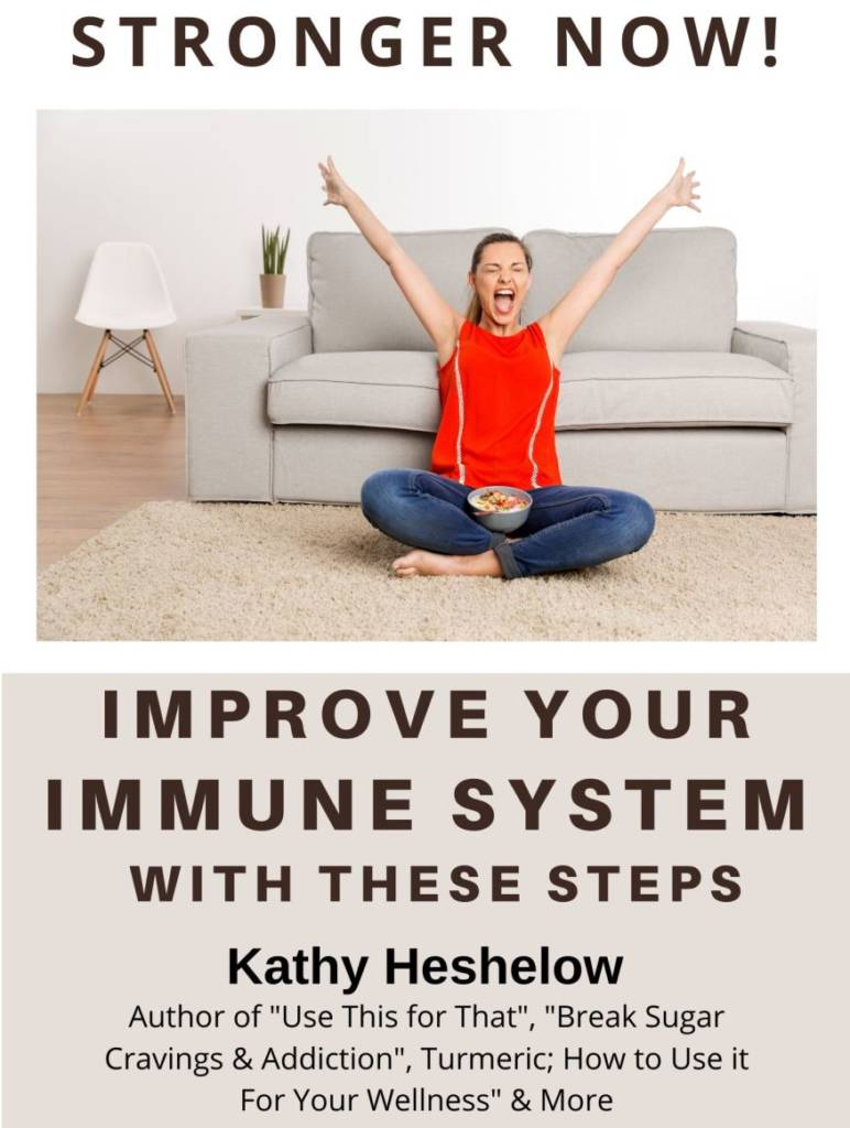Book Cover: Stronger Now! Improve Your Immune System with These Steps